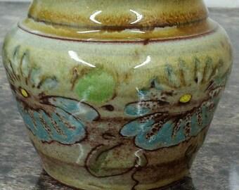 Vintage Guernsey Pottery Vase