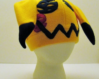 NEW Pokemon fleece Mimikyu Hat