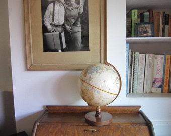 "Vintage Replogle 9"" globe WORLD CLASSIC SERIES"