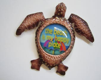 Turtle decoration bathroom wall decor