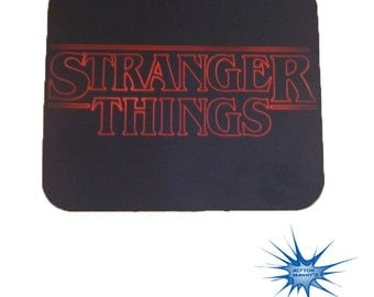 Stranger Things Anti Slip PC Gamer Picture Mouse Pad
