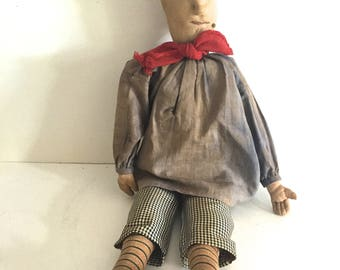 Antique Hand made doll