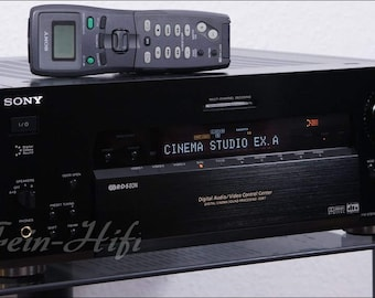 SALE ! New Condition Sony High Quality Stereo Receiver Amplifier STR-DB930 + Remote, Perfect for Home Theater, Phonograph, Turntable, Tuner