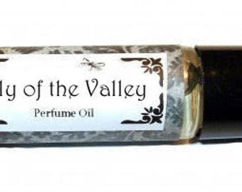 LILY of the VALLEY - Roll on Premium Perfume Oil - 2 sizes to choose from - 1/3 oz or 1/6 oz -