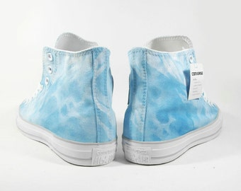 Dye Any color you need, Blue Marble converse