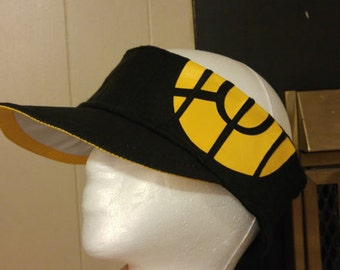 Male Trainer Visor Cap - Pokemon Go cosplay hat