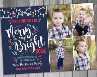 Christmas photo card Christmas Photo Cards Family Photo Card Holiday Card Holiday Photo Card Family Christmas Card Printable Christmas Card