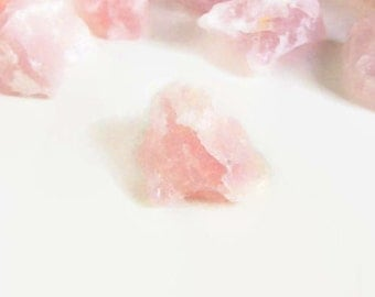 Rose Quartz Raw from Brazil · Crystals for Healing · Rose Quartz · Love Centered