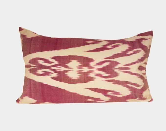 Ikat Pillow, Ikat Pillow Cover a432с, Ikat throw pillows, Designer pillows, Decorative pillows, Accent pillows