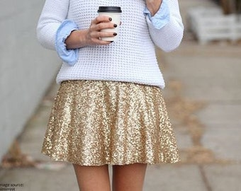 Sequin mini skirt, pencil skirt, bridesmaid sequin skirt