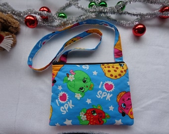Kid's Crossbody Bag: Shopkins 3