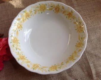 Kingstone by Nikko Early Dawn Serving Bowl// Large Salad Bowl