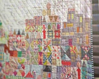 Jen Kingwell - My Small World Pattern - JKD-5972 - 1 Pattern