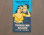 1930s Valmor Ethnic Beauty Product Unused Label New Old Stock Black Americana Litho Graphics By Black Artist Charles Dawson