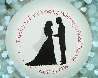Bridal Shower Favors - Wedding Shower Favors - Shower Favors - Unique Shower Favors - Whipped Body Butter, Bride, Groom