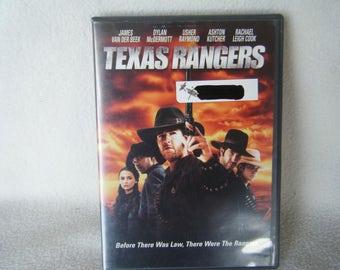 Vintage DVD Movie Texas Rangers - Used