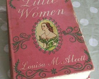 Vintage 'Little Women' by Louisa M. Alcott Book