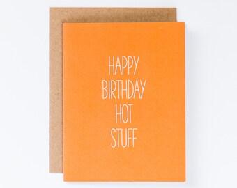 Sexy Birthday Card, Sexy Birthday for Him, Romantic Birthday for Him, Birthday Card for Boyfriend, Birthday Card for Husband, Birthday Gift