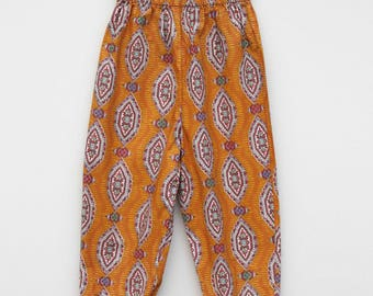 African Print Toddler Trousers