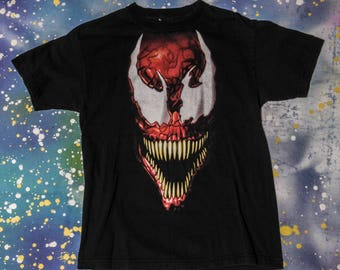 VENOM Spiderman Comics T-Shirt Size M