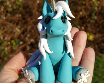 Snowflake unicorn