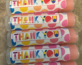 Personalized, Customer Gifts, 48, Lip Balm, Chapstick, Custom, Consultants Gifts, Thank You Gifts, Party Favors