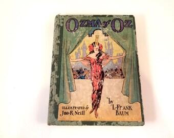 Ozma of Oz, L Frank Baum, 1938