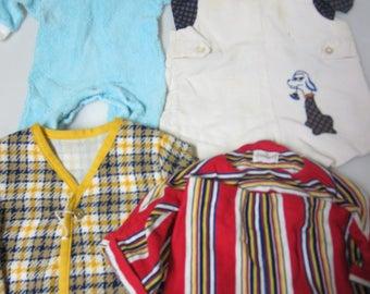 Cool Vintage Lot Retro Kids Clothing, Retro Kids Clothes, Vintage Children's Clothing Lot, Vintage Clothes Lot, Antique Fashion