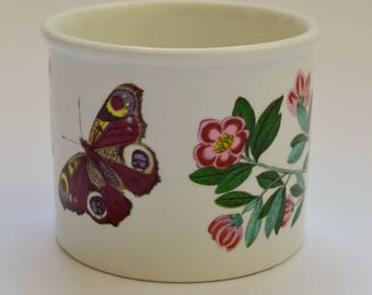Portmeirion Botanic Garden Design Small Ceramic Pot