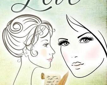 Writing for Love - eBook (Romance)