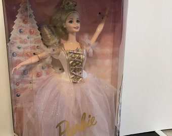 Mattel Sugar Plum Fairy Barbie Doll, (BR)