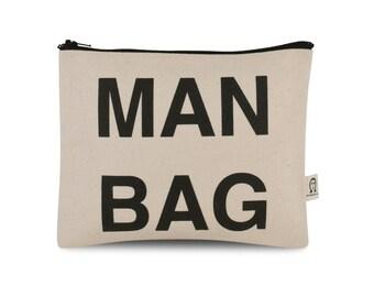 man bag pouch