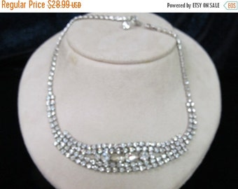 On Sale Rhinestone Choker Item K #72