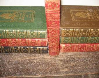 Journeys Through Bookland 1939 Edition Volumes 10 9 8 7 6 5 3 Sylvester