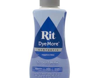 Rit DyeMore Saphire Blue 7oz