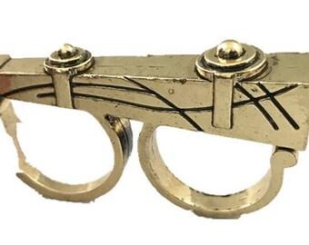 Dr Strange inspired sling ring size 9