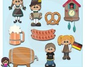 2017 Kids Of The World Germany  Clip art  Clipart Graphics  Commercial Use