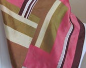 "Colorful Acetate Soft Scarf 26"" Square - Affordable Scarves!!!"