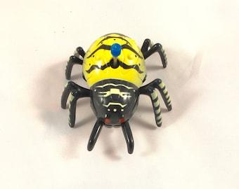 Vintage Rare Wind-Up Toy Spider
