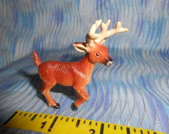 Miniature Reindeer For Diorama Scenes