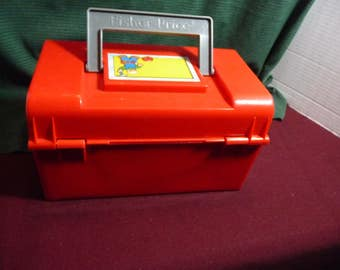 Fisher Price Tool Box and Workbench