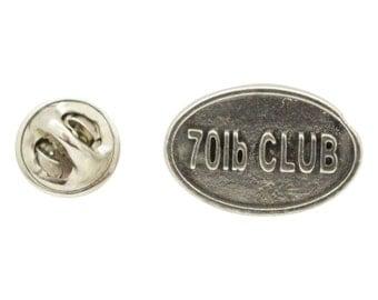 70lb Club ~ Refrigerator Magnet ~ A836M