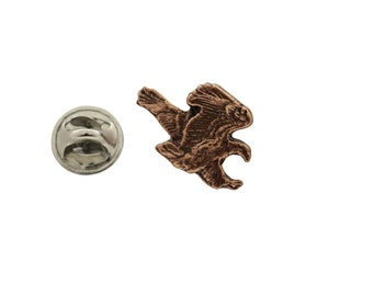 Eagle Flying  ~ Lapel Pin/Brooch ~ BC051MP