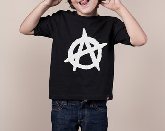 Anarchy Kids and Toddler T-shirt