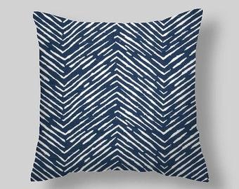 blue throw pillows navy blue pillow covers decorative pillows dark blue chevron throw pillow covers