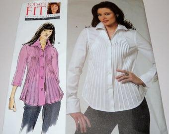 Vogue Todays Fit by Sandra Betzina 32-55 Uncut