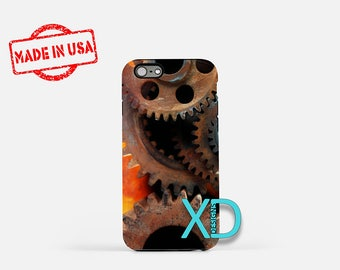 Rust iPhone Case, Industrial iPhone Case, Rust iPhone 8 Case, iPhone 6s Case, iPhone 7 Case, Phone Case, iPhone X Case, SE Case Protective