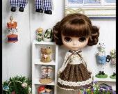 Blythe dress : The Brownie dress