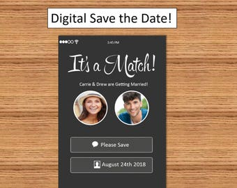 save the date dating tinder