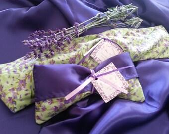 Lavender Neck Wrap & Eye Pillow Set